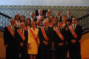 Corporación Municipal del Ayuntamiento de Calatayud 2015